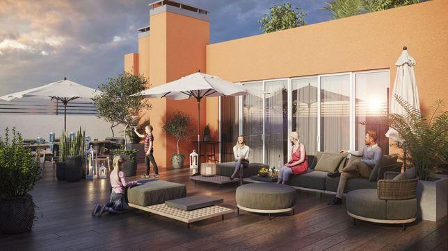 2-х комнатная квартира от застройщика ЖК Апельсин сдача 2 квартал 2022