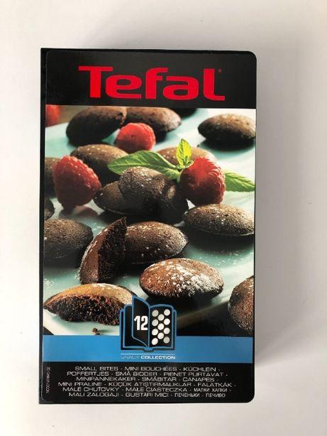 Płyty Tefal Snack Collection Mini Ciasteczka.