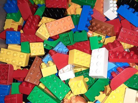 LEGO DUPLO mix 1kg klocki podstawowe