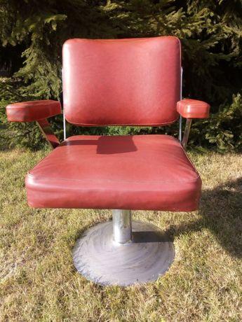 Fotele Fryzjerskie Stare