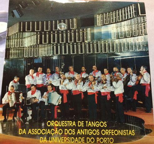 Vinil Orquestra de Tangos da Associação dos Antigos Orfeonistas da UP