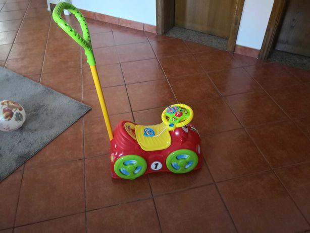 Brinquedo all around deluxe da Chicco novo