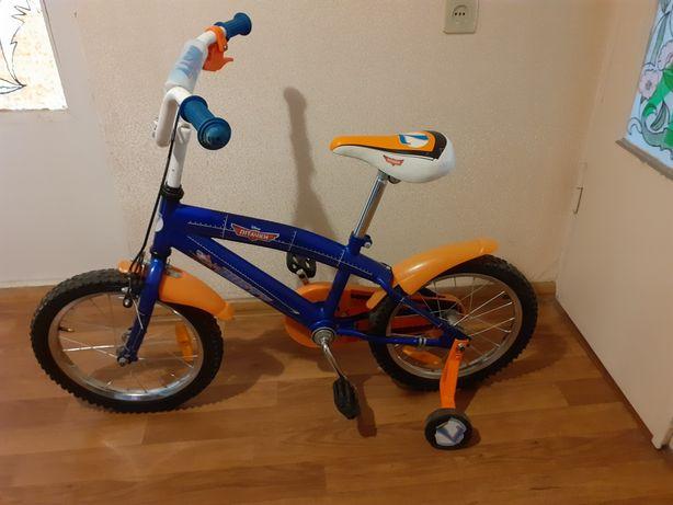 Велосипед  дитячий Літачки