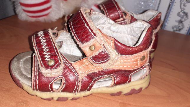 Босоножки сандали для мальчика 20 р-р