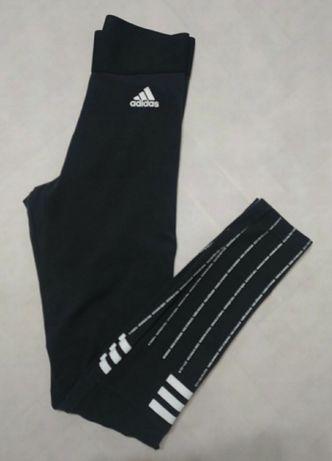 Damskie legginsy Adidas rozmiar XS