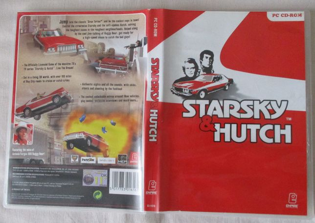 Starsky and Hutch (gra PC)