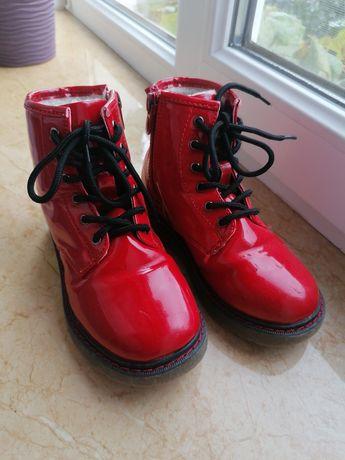 Черевики ботинки сапожки
