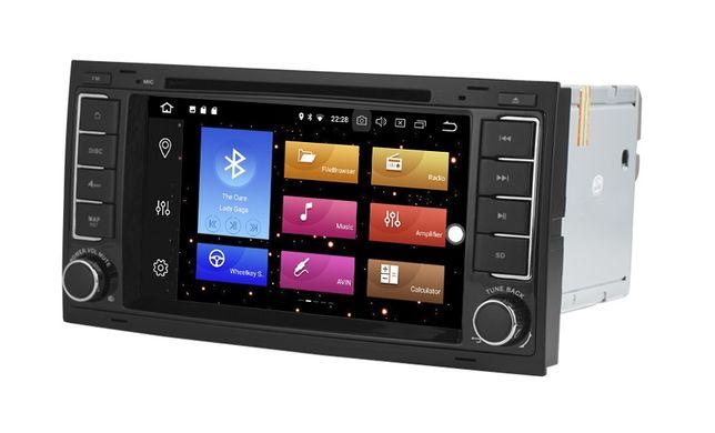 Radio Touareg VW T5 Android 10 / 4GB DVD GPS 2DIN PX5 Nawigacja PL 24H