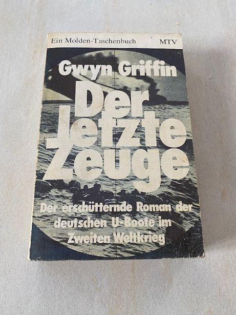 """Gwyn Griffin """"Der Letzte Zeuge"""""""
