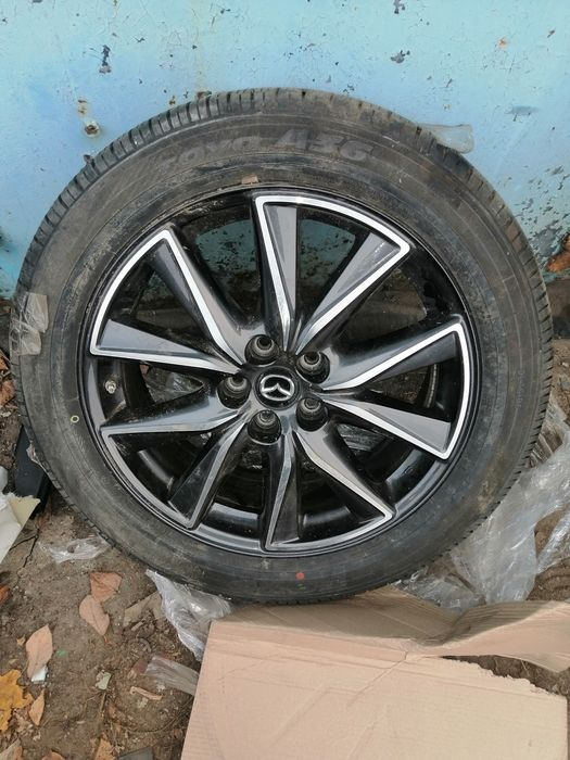 Диски Mazda cx-5, r19 r16 Кулиничи - изображение 1
