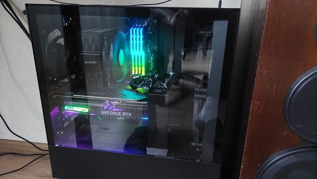Ryzen 5 3600, RTX 2070 с монитором 2К