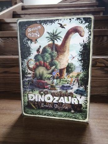 Książka Co robią dinozaury - Emilii Dziubak