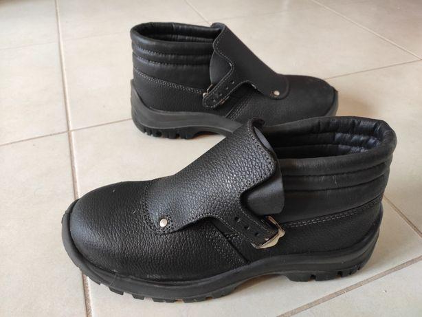 Botas de Proteção para Soldador