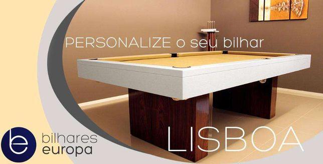 Bilhar modelo Lisboa novo abertos aos sábados e Domingos todo dia