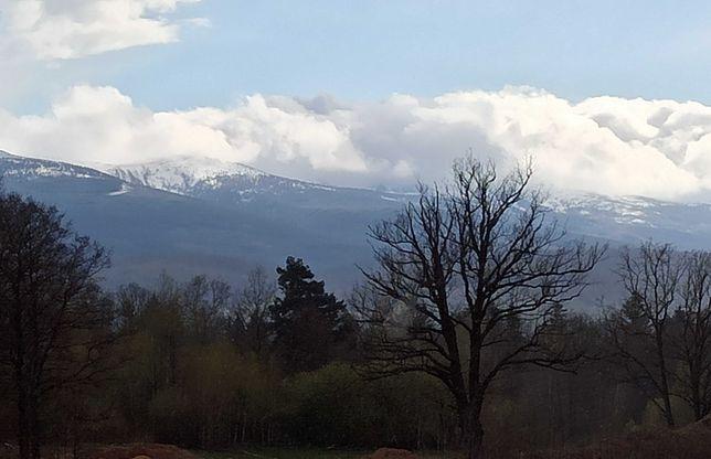 Biwak, Namiot, Kemping pod Chojnikiem / Śnieżką, Karkonosze, Sudety