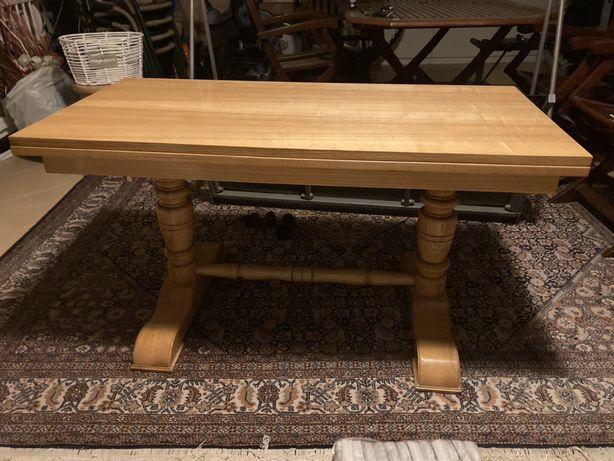 Ława stół jasne drewno
