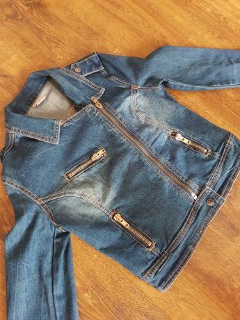 Katana jeans S na zamek