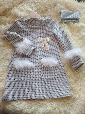 Плаття для дівчинки 104 3-4 роки