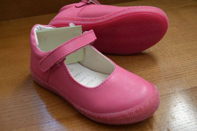 Кожаные туфли Primigi, размер 24