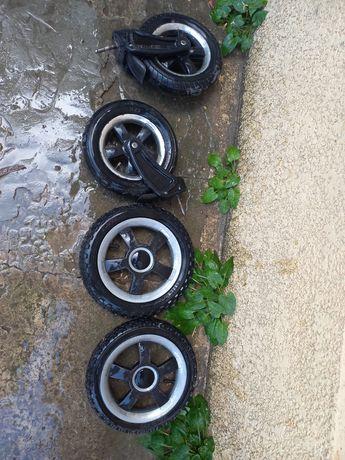 Колеса для коляски.