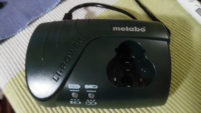 Metabo PowerMaxx LC-40 oryginalna nowa ładowarka 10,8V