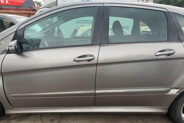 Mercedes A klasa W169 SZYBA boczna drzwi przód lub tył oryginał