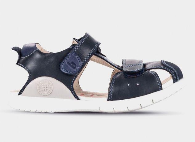 Новые ортопедические босоножки Biomechanics, кожаные сандалии, 32