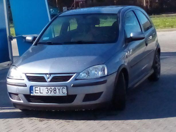 Opel Corsa 1,0 2002r Klimatyzacja