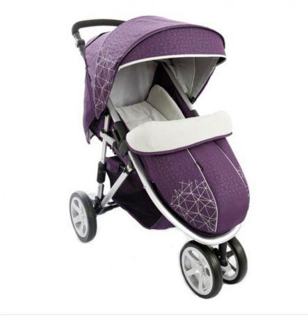 Прогулочная коляска Geoby C781R – R358 Violet (8279)