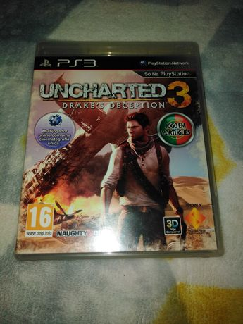 Uncharted 3 Drake´s Deception Playstation 3
