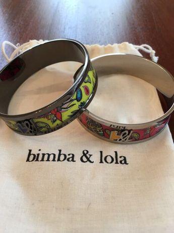 Pulseiras Bimba e Lola