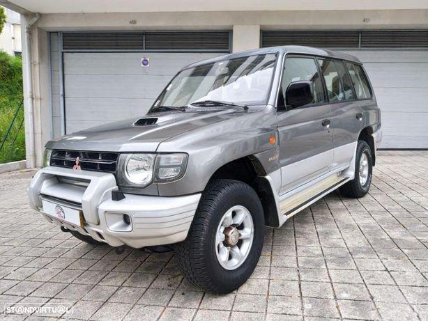 Mitsubishi Pajero 2.8 TD GLS Longo ABS