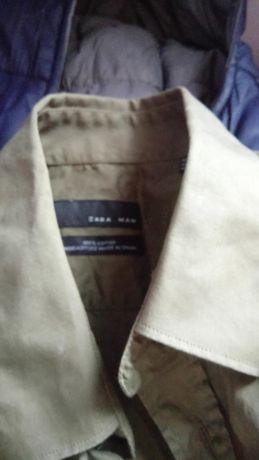 Чоловіча сорочка zara