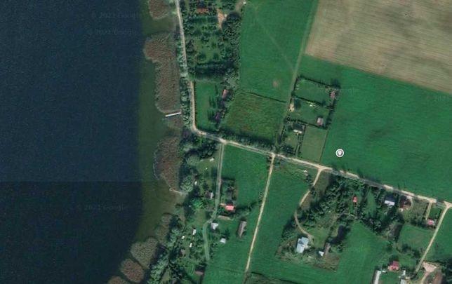 Działki nad Jeziorem Dręstwo *Cicha Okolica* 5 000 m2 *CENA ZA 500 m2*