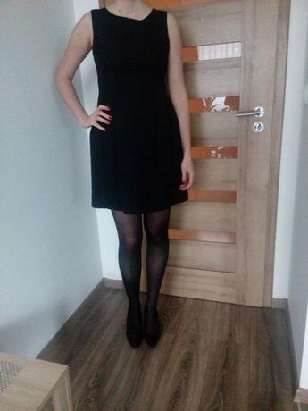 Sukienka czarna na studniówkę wesele Reserved roz. 40,w cenie wysyłka