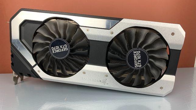 1070 GTX Palit Jetstream 8GB DDR5 GWARANCJA ŁÓDŹ