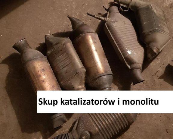 Skup katalizatorów i monolitu Białystok Bielsk Podlaski Augustów Łomża