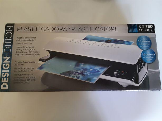Máquina de plastificar