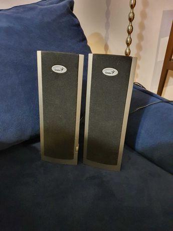 Głośniki komputerowe Genius SP-J10, 3D jack H/P LED