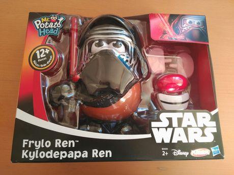 Boneco Sr Cabeça de Batata versão Guerra das Estrelas Star Wars
