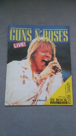 Guns n' Roses - LIVE! (Wydanie Albumowe)