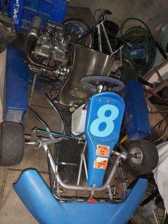 Karting Honda 250cc