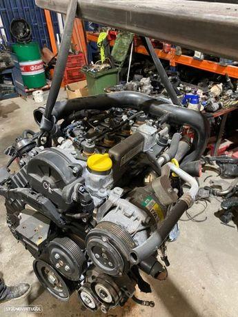 Motor Opel 1.7cdti Z17dth Bosch