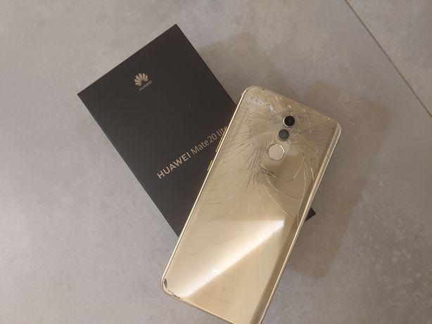 Telefon Huawei mate 20 lite do wymiany wyświetlacz