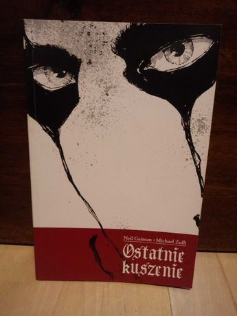 Ostatnie Kuszenie Neil Gaiman