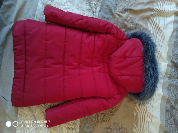 Куртка зимова 110
