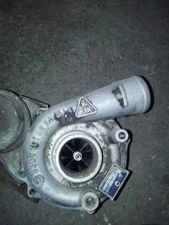 Sprzedam turbo do silnika 2.0 Hdi peugeot 406 lub inny model.