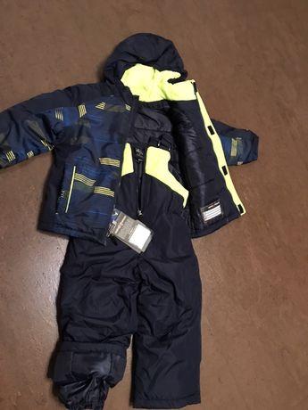 ZeroXposur детский зимний комбенизон , 3Т