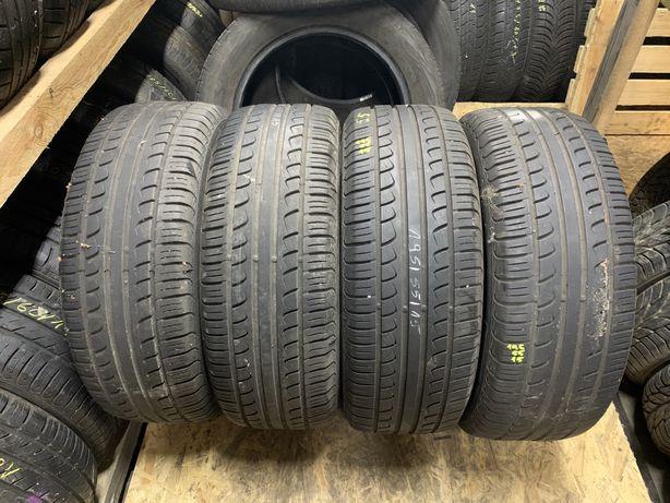 """4szt Pirelli P6 195/55R15 85V """"2808"""" KOMPLET LATO"""