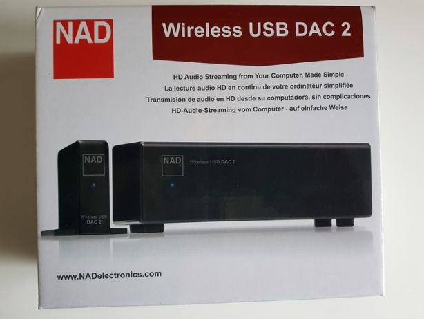NAD DAC 2 Беспроводной USB ЦАП